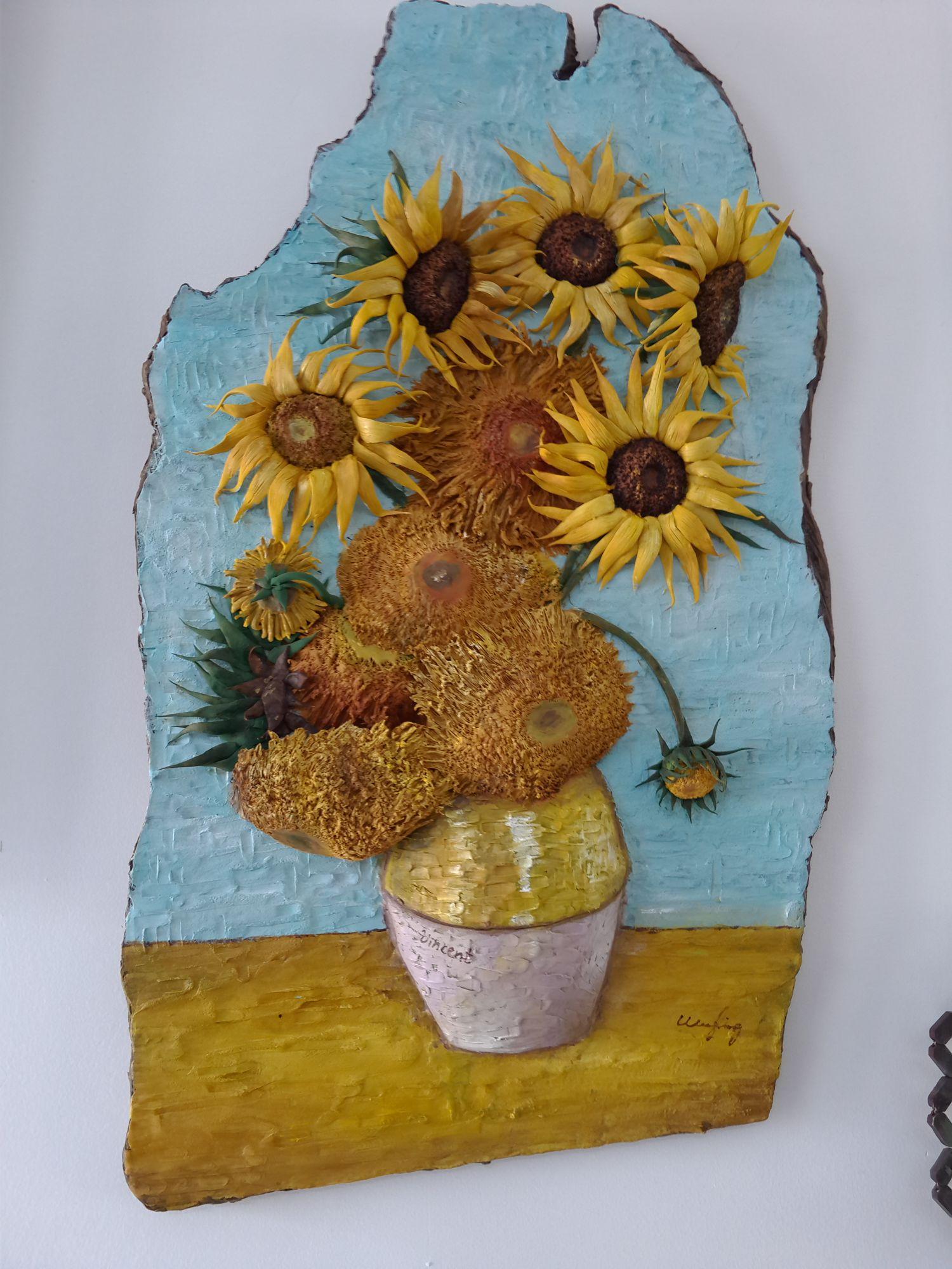 黏土风景作品图片教程