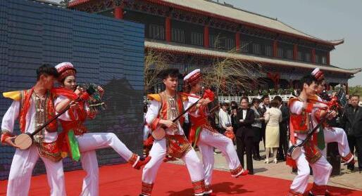 云南大理民族文化旅游交流年活动启动